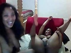 Ebony Webcam Lesbians