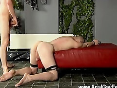 Gay guys Fucked And Milked Of A
