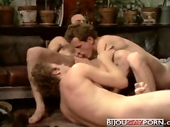 Rough Vintage Gay Orgy from BALLET DOWN THE HIGHWAY 1975