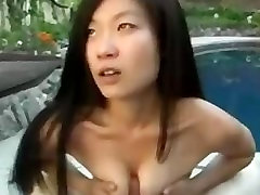 Asian gets to have sex