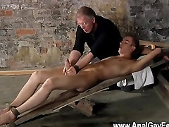 Gay clip of British youngster Chad Chambers is his recent victim,