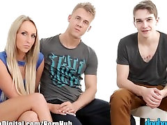 DogHouse First Bi-Sexual Experience with Big-Dick