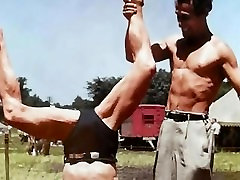 VINTAGE MEN COMPILATION WITH MANY BULGES AND HOT BUTTS FROM THE PAST