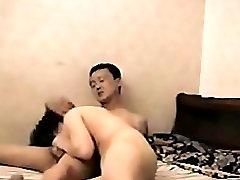 Asian Amateur Couple