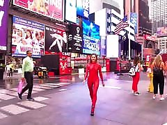 Latex City trip to New York City