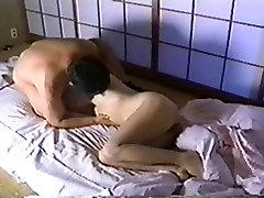 older japanese couple
