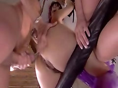 gently doing asian asshole