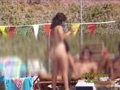 Nudist Pool Skinnydip
