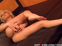 Tight As Can Be Teen Squirts A Lot
