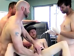 Big cock ful gay porns wallpapers First Time Saline Injectio