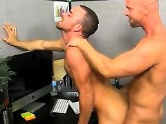 Shirtless black hunk blowjob gay Muscle Top Mitch Vaughn Sla