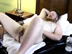 Emo beads gay porn Sky Works Brocks Hole with his Fist