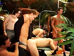 Naked gay group sex movies first time gangsta party is in to