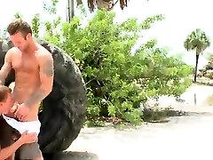 Twinks erection videos porn hot gay public sex