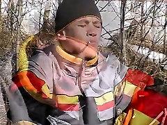 Free porn sex movies bdsm boy emo Roma Smokes In The Snow