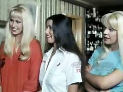 Five Girls Hot As Lava ...Vintage Movie F70
