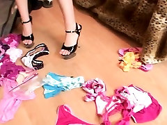 The best POV shoot babysitter with panties