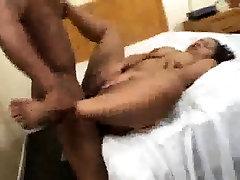Ebony BBW Rough Doggy Style Sex