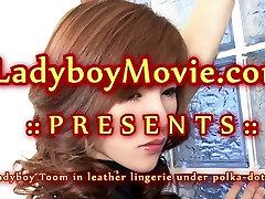 Ladyboy BDSM Slave Toom