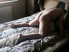 Horny amateur BBW having sex on cam