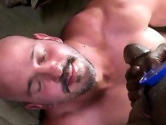 Black anal olympian cums