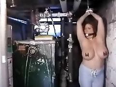 BBW Big Tit Bondage