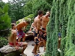 Sexy gay guys having hardcore fuck