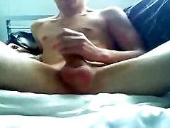 Blond Twink on Cam