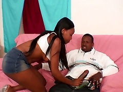Black teen gets fucked by BBC