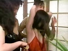 Asian Teen Lesbian Bondage