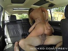 Wicked - Hot schoolgirl gets fucked hard in class