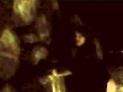 video bdsm soumise sandy - bdsm night outdoor session