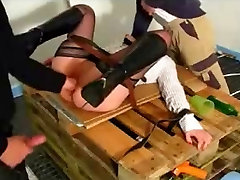 Amateur anal and pussy fisting compilation