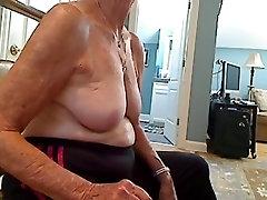 70.y.o granny love big old cock