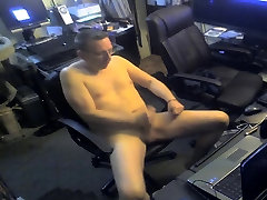Sexy Horny Guy Caught Beating Off On Camera