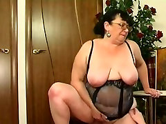 Fucking Mature with Saggy Tits