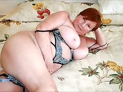 Delicious Curvy Mature Wife