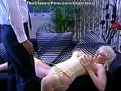 Chessie Moore, Dusty, Bridgett Monroe in vintage sex video