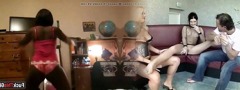 Twerking Nackt Ebenholz Teen