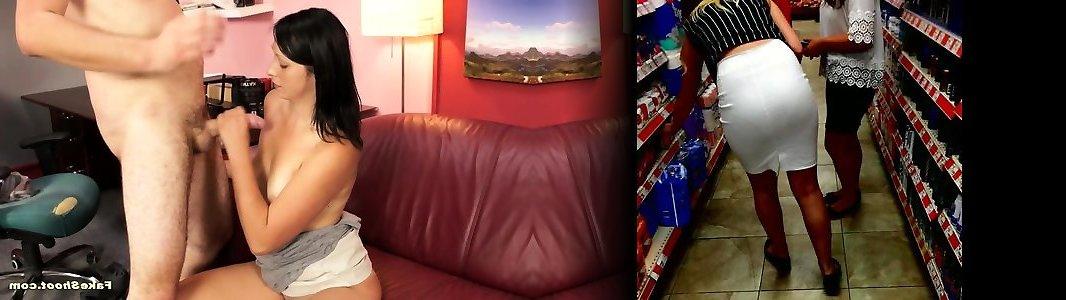 Couch Gießen Blondine Hinterzimmer Henry's Happy