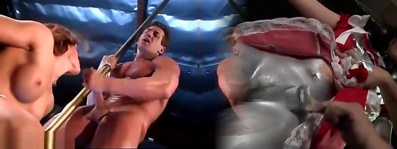 Pole Dancer wird gefickt